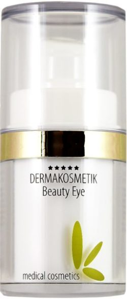 DERMAKOSMETIK Beauty Eye 15ml im doppelw. klaren Airlessspender