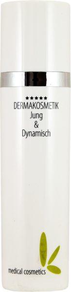 ung & Dynamisch 50ml im edlen weißen Airlessspender
