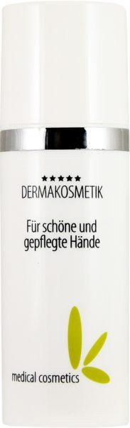 Dermakosmetik für schöne u. gepfl. Hände 50ml im weißen Airlessspende