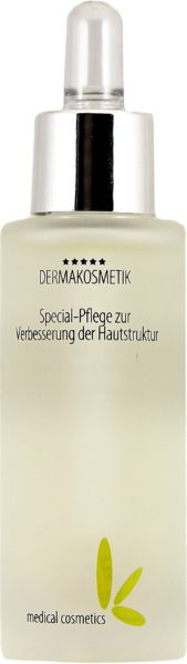 Dermakosmetik Special Pflege 30ml in einer sauremattierten Flasche